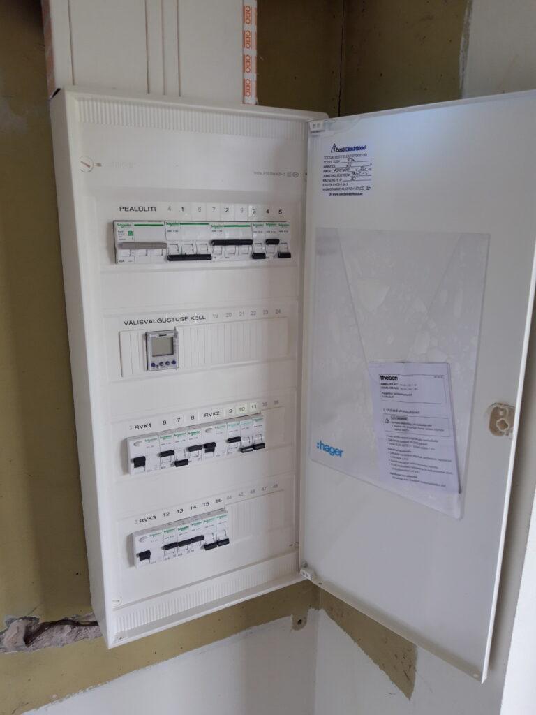 Elektrikilbi paigaldus